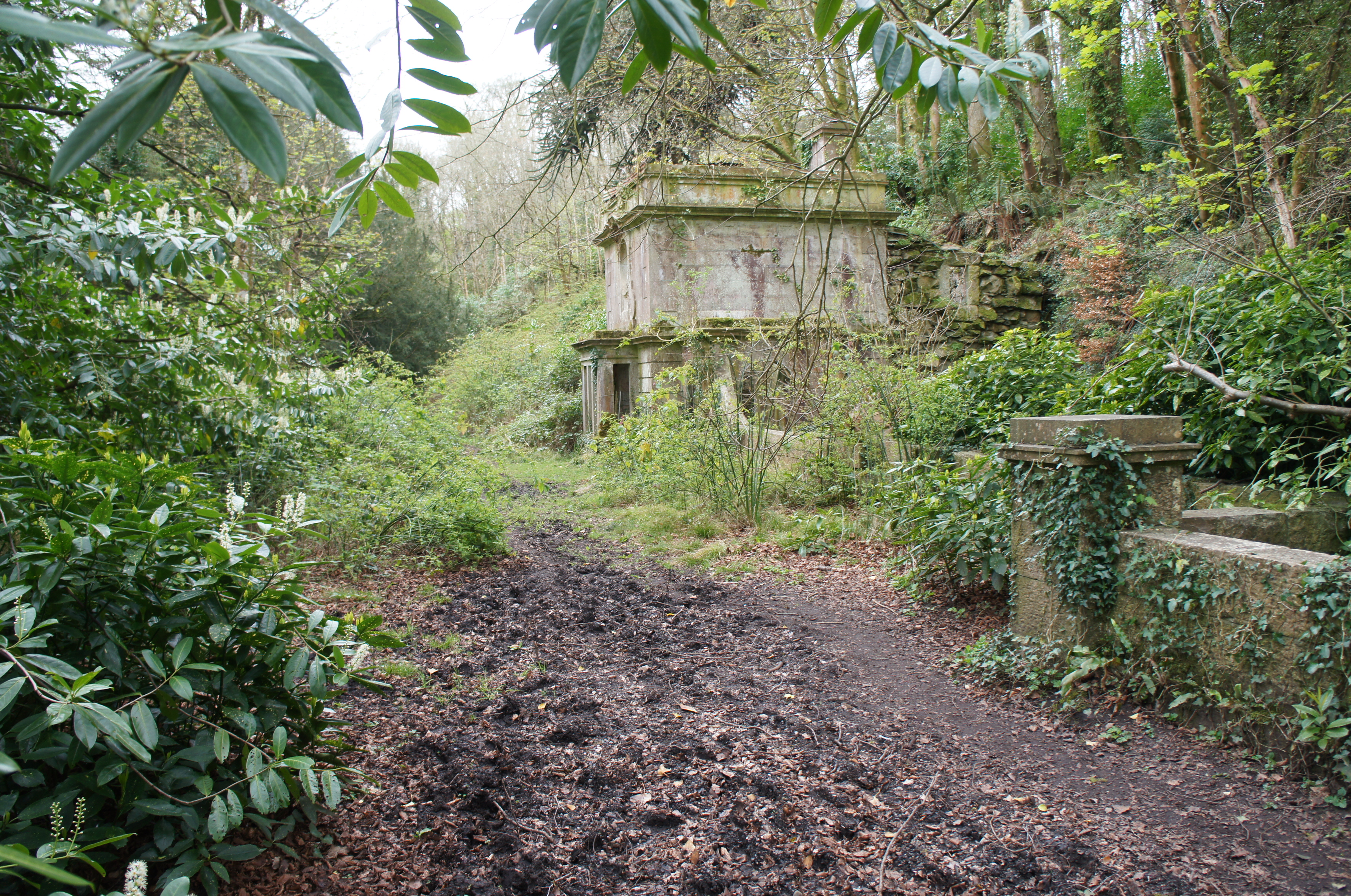 Baron Hill Part 1 Gatehouse Gardens The Big House Blog