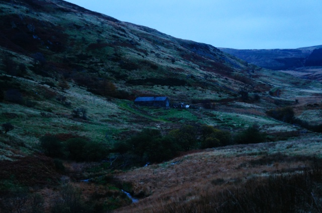 Remote, Derelict and on the Market