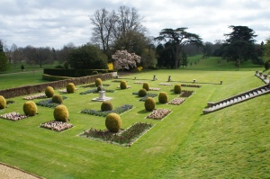 Kingston Lacy Garden